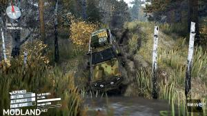 Level Offroad Kalimantan : SPINTIRES MUDRUNNER, 1 photo